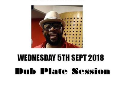 Advertisement Dub Plate Session