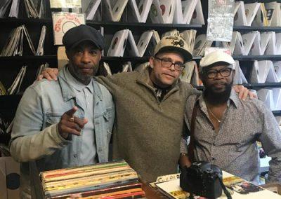 At Peckings Record Shop w/ Chris Peckings