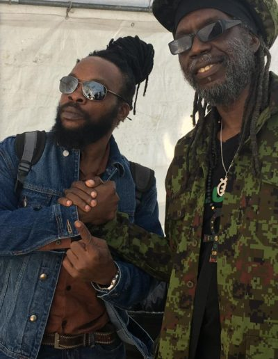 Bushman & Macka B