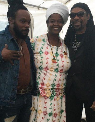 Bushman, Sister Carol & Glenn Washington
