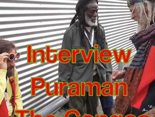 Interview with Puraman (of Pura Vida) & The Congos
