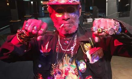 Interview with Lee Scratch Perry