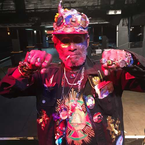 "Lee ""Sratch"" Perry (Photo: Stephen Cooper)"