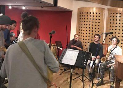 Rehearsals Keith Poppin w/ Ruff Trade