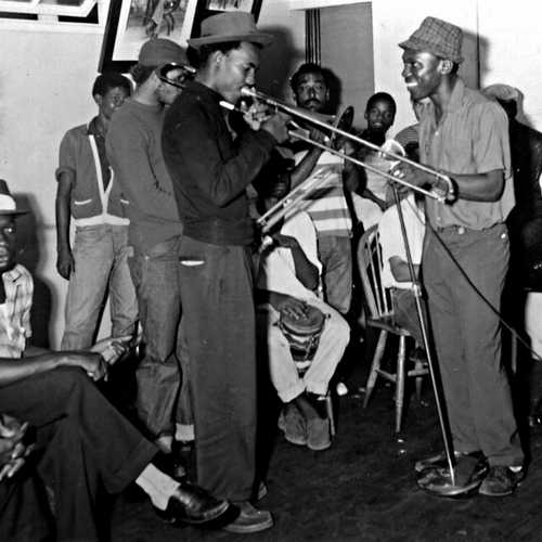 Skatalites at Studio One