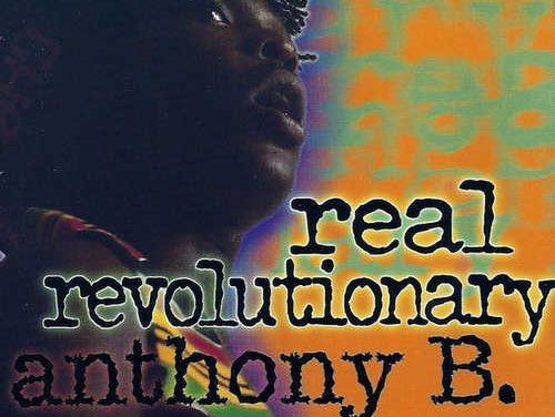 Anthony B – Real Revolutionary