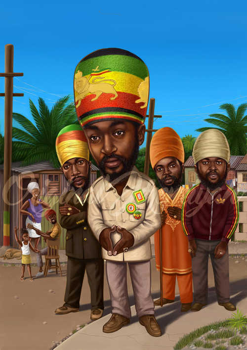 Jerry Neville - Jamaican Music