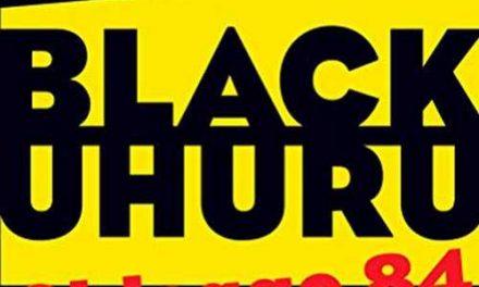 Black Uhuru – Live Chicago 84