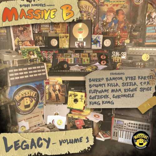 Various - Bobby Konders Presents Massive B Legacy Volume 1