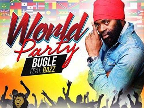 "Official video for Bugle's ""World Party"""