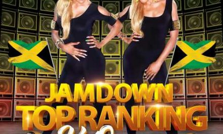 "K Queens release ""Jamdown Top Ranking"""