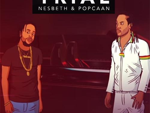 Lyric video for Nesbeth & Popcaan collab