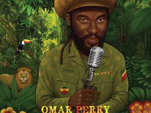 Brand new Omar Perry album