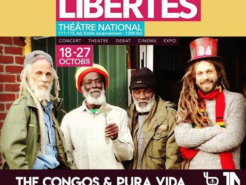 The Congos & Pura Vida