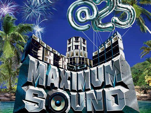 Various – Maximum Sound @ 25
