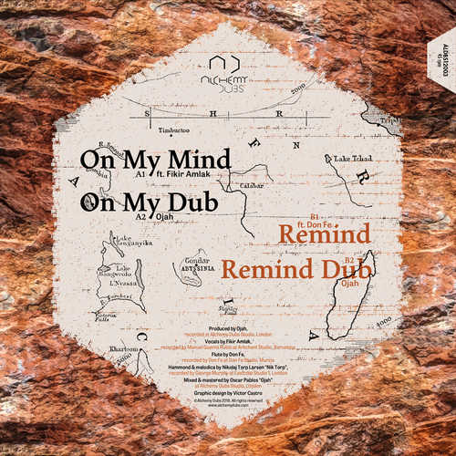 Backsleeve Ojah feat. Fikir Amlak - On My Mind
