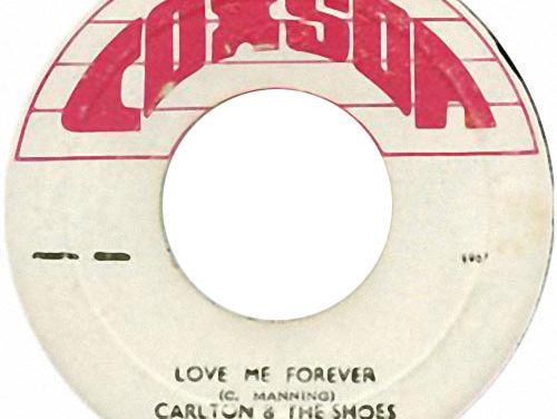 Love Me Forever Riddim