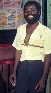 Freddie McKay 1987 (Photo: Beth Lesser)