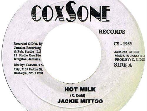Hot Milk Riddim