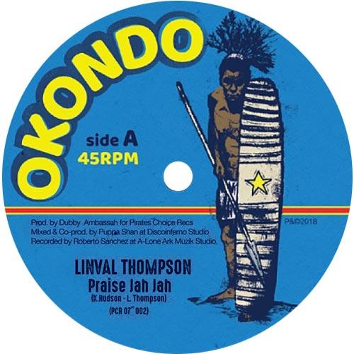 Linval Thompson – Praise Jah Jah