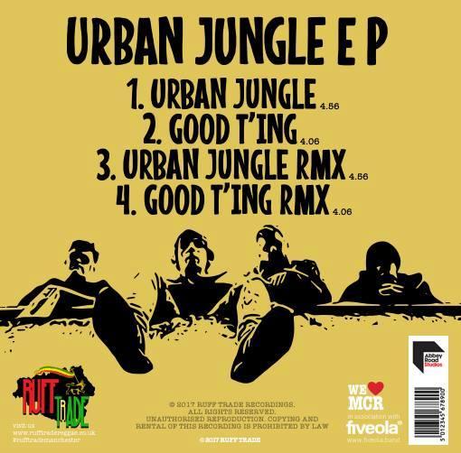 Ruff Trade - Urban Jungle