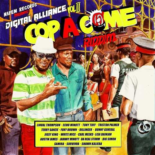 Various – Digital Alliance Vol. 2  Cop A Come Riddim