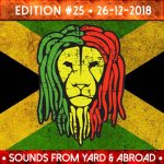 Sounds From Yard & Abroad Edition 25