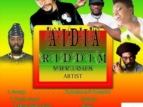 Aidia Riddim new from Leaf Of Life Production