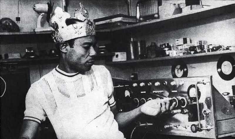King Tubby (Photo provided courtesy of Dubby Doo)