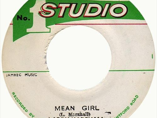 Mean Girl Riddim