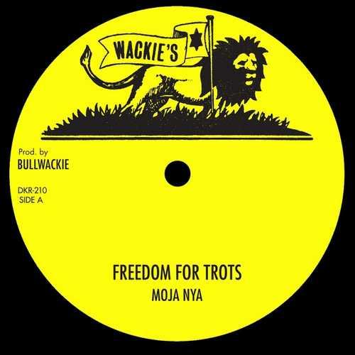 Moja Nya – Freedom For Trots bw Jah Guide