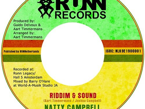 Natty Campbell – Riddim & Sound