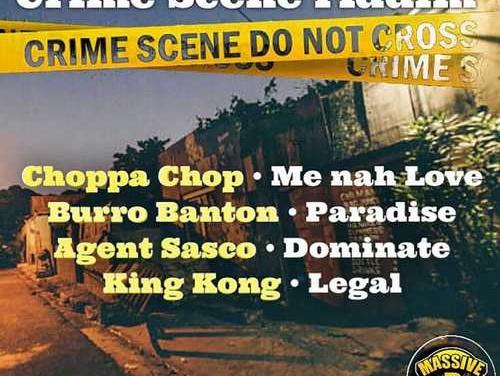 Various – Crime Scene Riddim