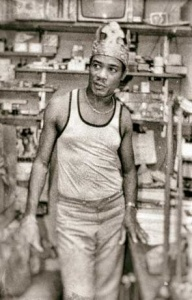 King Tubby 1983 | Photo by Beth Lesser