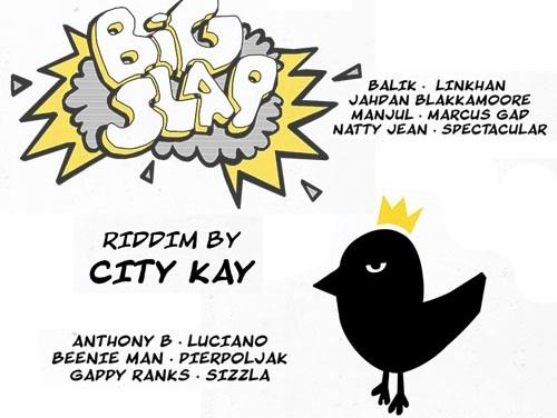 Various – Big Slap & Black Bird Riddims