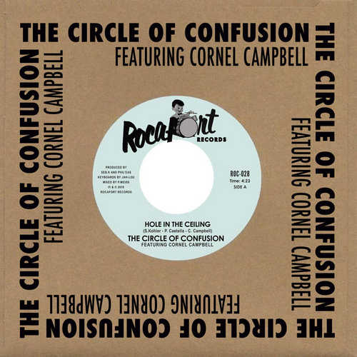 Cornell Campbell – Hole In The Ceiling