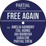 Free Again Riddim from Partial Records