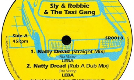 Leba and Sly & Robbie & The Taxi Gang – Natty Dread