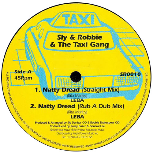 Leba and Sly & Robbie & The Taxi Gang - Natty Dread