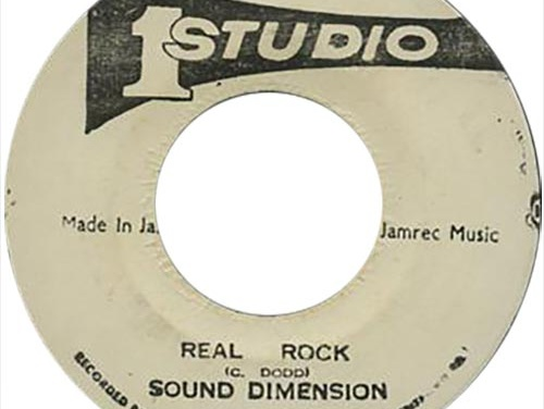 Real Rock Riddim