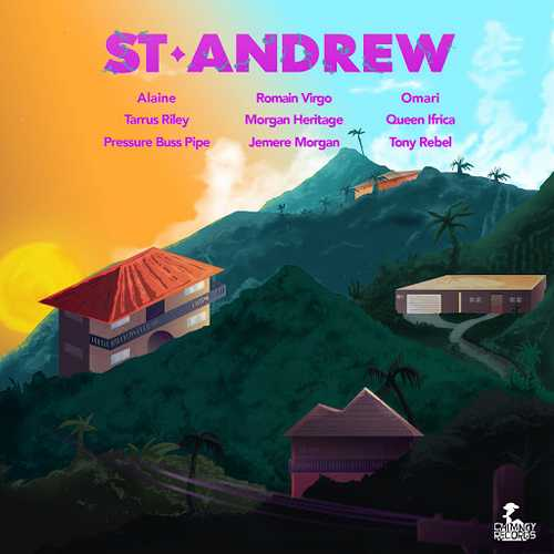 St. Andrew Riddim from Chimney Records