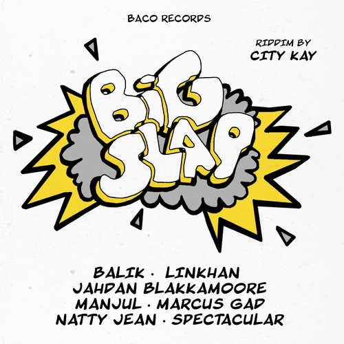 Various - Big Slap Riddim