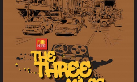 Various – The Three Miles Project EP