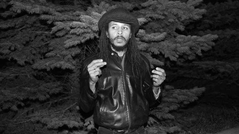 Willi Williams 1983 (Photo: Beth Lesser)