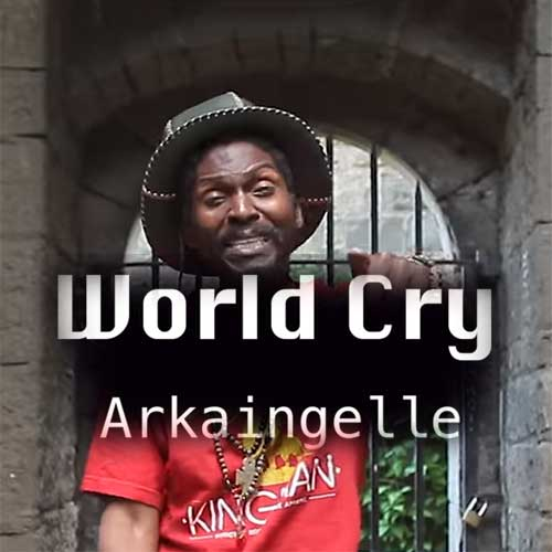 New Video: Arkaingelle – World Cry