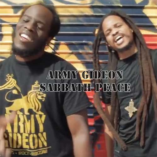 New single & video: Army Gideon – Sabbath Peace