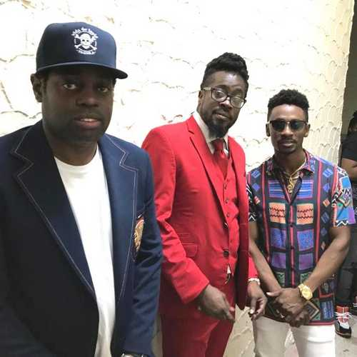 Bulby York, Beenie Man & Christopher Martin