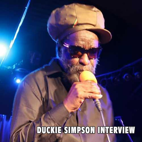 Interview with Duckie Simpson
