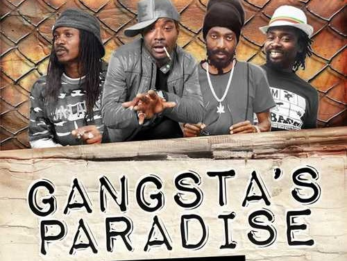 Next Mark Wonder track – Gangsta's Paradise
