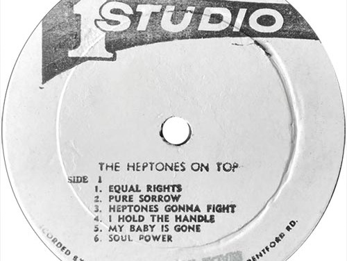 Heptones Gonna Fight Riddim